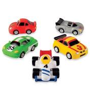 Elegant Baby Racing Car Squirties Bath Set l Assorted Car