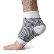 Plantar Fasciitis Socks - Large Premium Ankle/Foot Compression & Support Sleeves - Fast Orthopaedic Relief for Foot Pain & Swelling