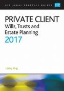 Private Client: 2017
