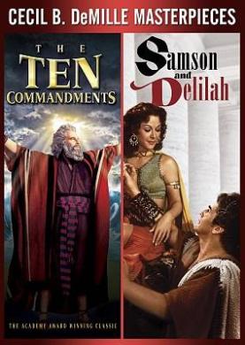 The Ten Commandments/Samson and Delilah