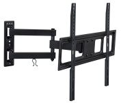 Mount-It! MI-3991L Wall Mount Bracket with Full Motion Articulating Arm 43cm Extension for 37-180cm LED, LCD OLED TVs, VESA 600x 400