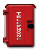 Viking Electronics-Red Heavy Duty Outdoor Enclosure