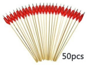 Bluecell 50 pcs Alligator Clip Stick for Airbrush Hobby Model Parts by Generic