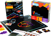THREE STICKS Math Game Educational Games STEM Toys For Boys Girls. Geometry Games Puzzle. Geek Gifts. Creativity For Kids