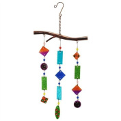 Art Deco Home - Decorative hanging Mobile with Crystals 50 cm