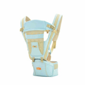 Multi-purpose Four Seasons Breathable Baby Strap Waist Stool Before Holding The Belt Horizontal Baby Baby Stool (multi-colour Optional)