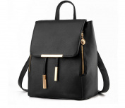 Naerde Fashion Shoulder Bag Rucksack Women PU Leather Ladies Shoping Backpack Travel bag
