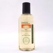 Travel Size Rose Geranium Organic Face, Hand & Body Wash, Shower Gel, Liquid Soap, Handmade. Vegan. Natural Skin Care. 100ml