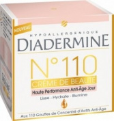 Diadermine No. 110 - Beauty Day Cream - 50ml/1.7oz