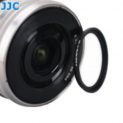 JJC F-WMCUV43(S+) L39 Ultra Slim Multi-Coated UV Filter -- 0.7mm German Glass, 2.4mm Aluminium Frame, 99.5% Light Transmission, 19 Layers of Coating on Each Surface