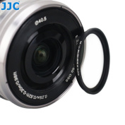 JJC F-WMCUV405(S+) L39 Ultra Slim Multi-Coated UV Filter -- 0.7mm German Glass, 2.4mm Aluminium Frame, 99.5% Light Transmission, 19 Layers of Coating on Each Surface
