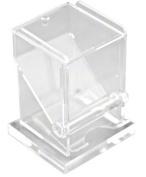 Update International TPD-AC Acrylic Toothpick Dispensers
