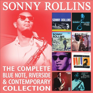 The Complete Blue Note, Riverside & Contemporary Collection [Box]