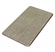 COOC Anti-fatigue Non Slip Soft Durable Waterproof Kitchen Comfort Mat - Baroque Metallic Gold