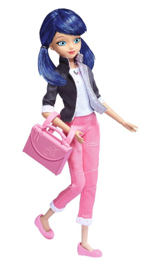 Miraculous 39749 26 cm Ladybug Marinetti Fashion Doll