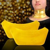 5starwarehouse® Collagen Masks 24k Crystal Gold Anti Wrinkle Ageing - FACE, EYES, LIPS or NECK