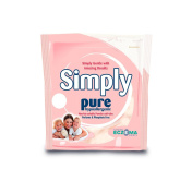 Simply Pure Allergen and Fragrance Free Non-Bio Soluble Powder Soft-Tabs - Pack of 48
