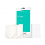 Logitech Pop Add-On Home Switch Starter Kit- 2 Switches and 1 Bridge - White