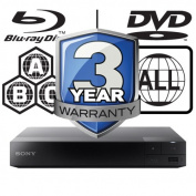Sony BDPS1500B.CEK MULTIREGION Blu-ray Player