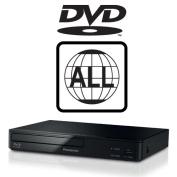 Panasonic DMP-BD84EB-K Smart Blu-ray Player MULTIREGION for DVD