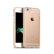 iPhoe 6S Case,PALADY Ultra Slim Premium Clear shock sleeve for Apple iPhone 6S (2015),iPhone 6 (2014) Champagne Gold