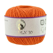 Nazli Gelin Garden 700-53 Yarn, Bright Orange