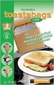 toastabags lite 50 use twin Pack - Toastabags original