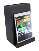 Universal Bamboo Knife block with book/tablet/iPad stand