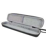co2CREA Storage Organiser Travel Carry Hard Case for Remington CI9538 T /CI95AC2 Studio Salon Collection Pearl Digital Ceramic Curling Irons Wand