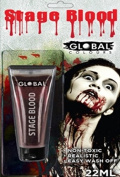 Global Body Art Special FX - Stage Blood Blister Pack 22ML
