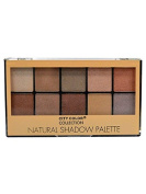 CITY colour - Natural Shadow Palette Eyeshadow