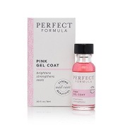 Perfect Formula Pink Gel Coat 0.6 Fl.Oz 18 Ml