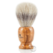 Vie-long 13071 23mm Horsehair Brush with Olivewood Handle