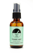 Earth tu Face - Organic Rose + Aloe Toning Mist