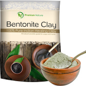 Indian Healing Bentonite Clay 470ml by Premium Nature
