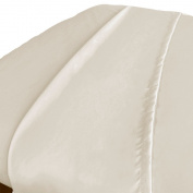 For Pro Premium Microfiber Natural Fitted Sheet