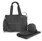 Suvelle RFID, Travel Purse, Tote, Handbags, Baby Nappy Bags, Stroller Organiser, 4-Pcs Set