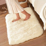 MBIGM Ultra Soft 4.5 Cm Thick Indoor Morden Shaggy Area Rugs Pads, Nursery Rug, New Arrival Fashion Colour [Bedroom] [Livingroom] [Sitting-room] for Home Decorate. Size
