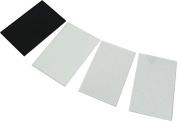 Fuseworks Cool Colours Glass 4 Piece Assortment - 90 COE