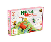 MOUNTAIN RAIDERS Math Addition Learning Board Game Summer Gift for Kids Grade 1 and Above