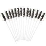 Makeup Brush,Neartime 50pcs Disposble Eyelash Brush Mascara Wands Make Up Cosmetic Tool