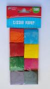 Tissue paper squares multi colour 1500 ct crafters square