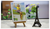 Ownstyle 30 PCS 1 Set Vintage Retro Old Pin-up Girl Postcards for Worth Collecting