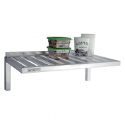 New Age 20W X 48L T-Bar Design Wall Mounted Aluminium Shelf
