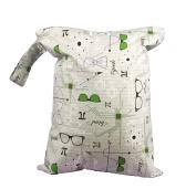 Snuggy Baby Large Wet Bag - #Geek