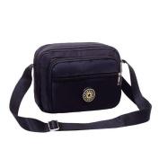 Women Shoulder Bags Casual Handbag Oxford Cross-Body Messenger Bag