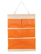 RuiChy Wall Door Cloth Colourful Hanging Storage Bags Case Pocket Home Organisation