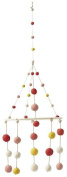 Pehr Designs Merry Go Round Mobile - Pink