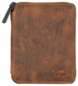 Solo Pelle Women`s Leather Wallet Model