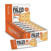 Paleo Protein Bar® (Cinnamon Roll) 12 Bars